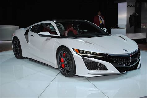 2017 honda nsx priced from 163 130 000 in the uk gtspirit