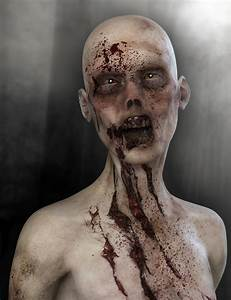 Zombie for Dawn - by HiveWire 3D  Zombie
