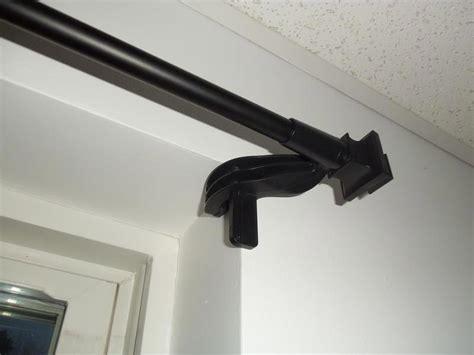 no drill curtain rod brackets no drill curtain rods curtain menzilperde net