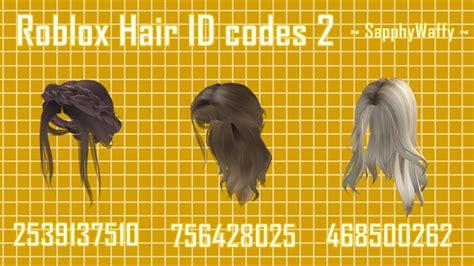 Beautiful Brown Hair Female Roblox Hair Codes Girl Free Robux