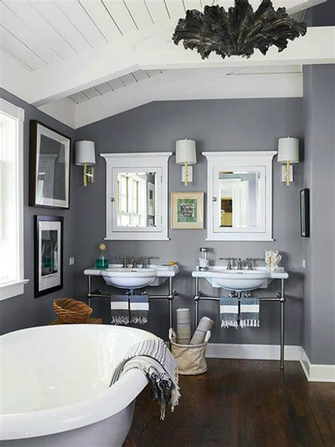 White Bathroom With Color Accents by Bathroom Ideas For 2015 Home Decor Ideas