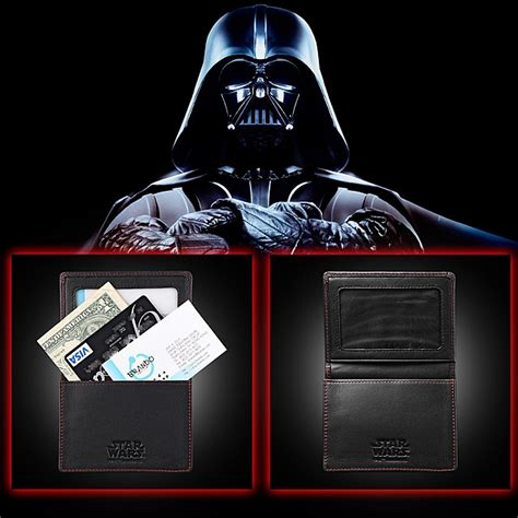 infothink star wars darth vader  card holder usb