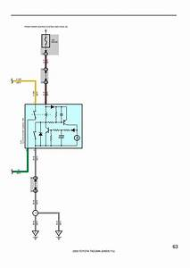 2003 Toyota Tacoma Headlight Wiring Diagram