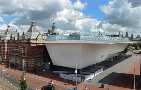 Stedelijk Museum Amsterdam Jobs by Amsterdam S New Stedelijk Museum The New York Times