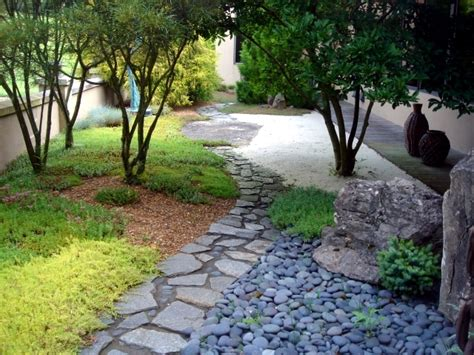 Garden Design In Japanese Style And Countries Including