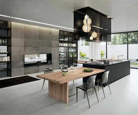 ikea credence inox cuisine sophisticated contemporary kitchens with cutting edge design