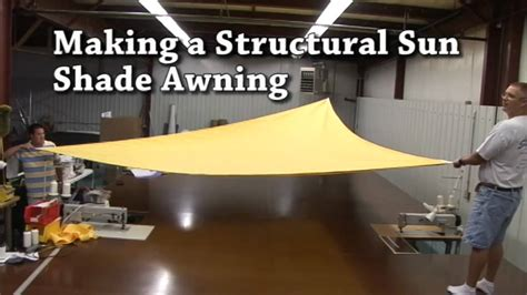 building  structural awning sail shades triangular