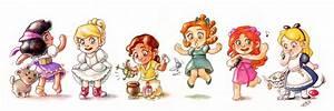 Baby Disney Princess Characters | Car Interior Design