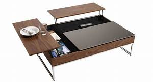 coffee table with hidden storage space by bo concept With coffee table with storage space
