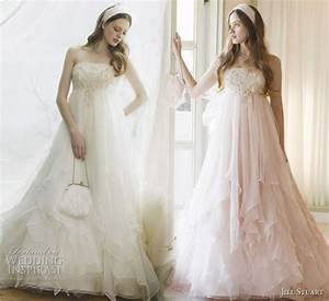 romantic wedding dresses by jill stuart wedding inspirasi With romantic wedding dresses