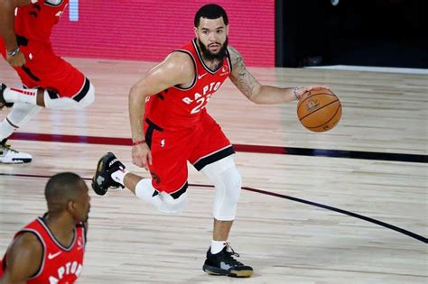 NBA Trade Options: Why Fred VanVleet should re-sign with ...