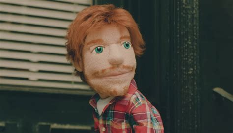 Ed Sheeran Drops 'happier' Music Video Featuring His Puppet Lookalike  Watch!  Ed Sheeran