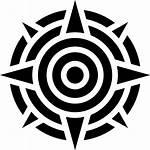 Icon Mexico Mexican Shape Sun Symbol Shiny