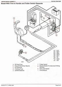 Mercury Cruiser Outboard Wiring Diagram