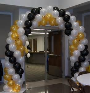 Balloon Decoration Ideas for Class Reunion