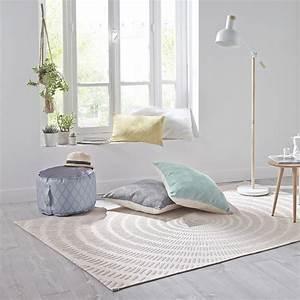 Tapis Motif Scandinave : 10 tapis scandinaves pour un int rieur nordique blog but ~ Teatrodelosmanantiales.com Idées de Décoration