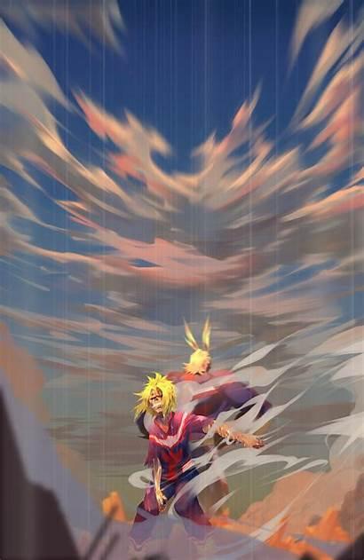 Might Hero Academia 4k Anime Ultra Boku