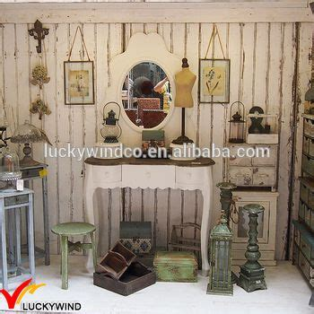 China Luckywind Handmade Wholesale Rustic Antique Vintage