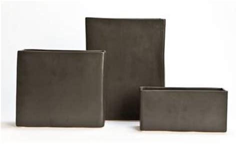 vasi rettangolari in resina vasi rettangolari vasi
