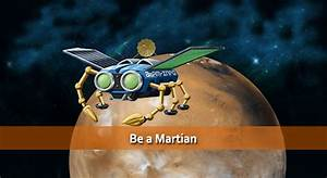 Be a Martian! - Martian Chronicles - AGU Blogosphere