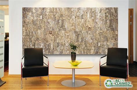 cork wall panels cork panel tundra wall decor panel greenclaimed