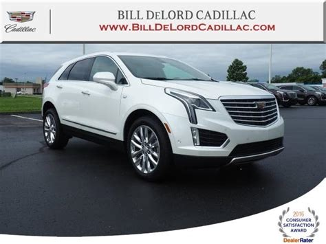 2019 Cadillac Suv Xt5 by New 2019 Cadillac Xt5 Platinum Awd Crossover Near