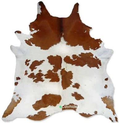 white cowhide rug brown and white cowhide rug on