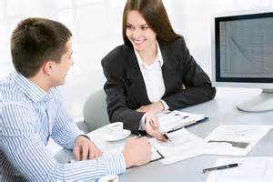 Woman Financial Advisor