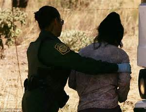 Female immigrants sneaking into US 'know they're going to ...