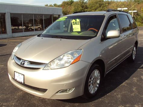 toyota sienna xle  sale  executive