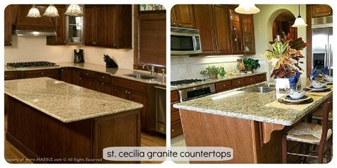 st cecilia granite countertops house kitchen