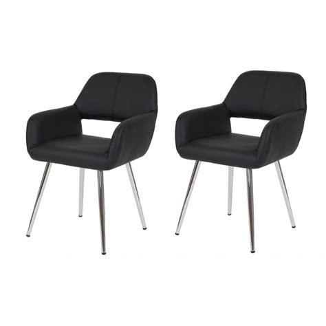 lot de chaise salle a manger lot de 2 chaises de salle à manger fauteuil rétro
