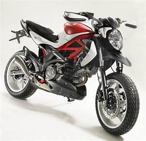 Racing Caf U00e8  Suzuki Gladius  U0026quot Nasty U0026quot  By Officine Gp Design