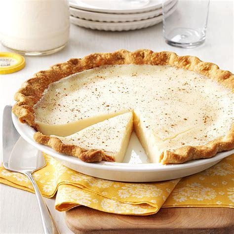 sugar pie sugar cream pie recipe taste of home