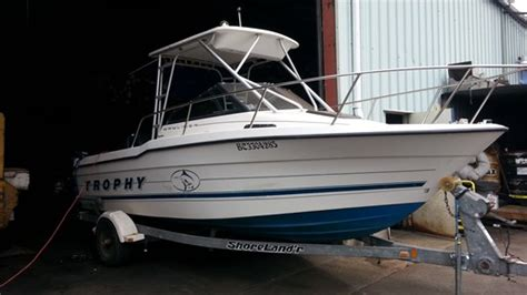 Trophy Boats Vancouver by 1996 Bayliner Trophy Wa Boat For Sale 1996 Fishing Boat
