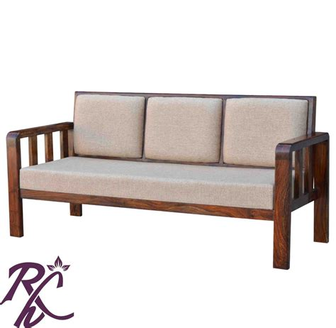 Simple Upholstery by Buy Simple Solid Wood Sofa In India