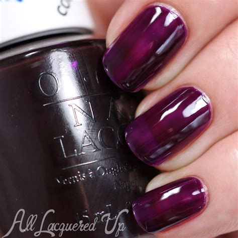 opi color paints swatches review nail all lacquered up