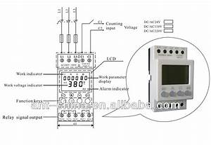 Lcd 3 Phase Failure Phase Sequence Relay Ant Electronic