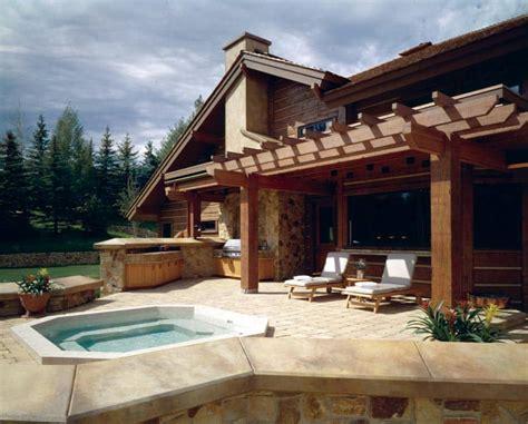 ketchum idaho timber home  precisioncraft log
