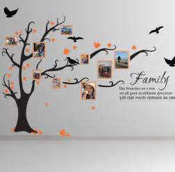 family tree bird art wall stickers quotes decals ft1 ebay