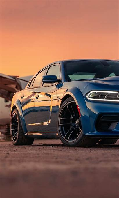 Charger Dodge Hellcat Srt Widebody Wallpapers Iphone