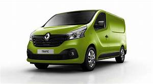 Renaul Trafic : renault trafic van revealed photos 1 of 5 ~ Gottalentnigeria.com Avis de Voitures