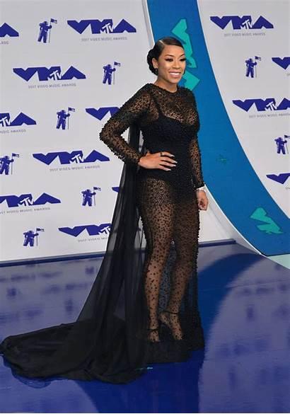 Keyshia Cole Awards Mtv Angeles Los Stills