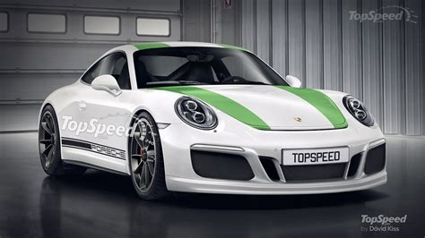 porsche coupe 2016 2016 porsche 911r car photos catalog 2018
