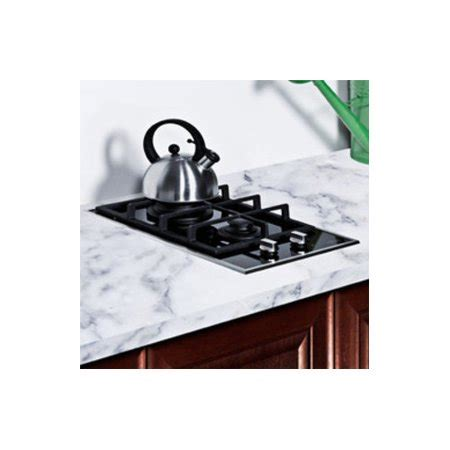 cast iron glass cooktop summit gc2bgl 2 burner gas on glass cooktop w sealed