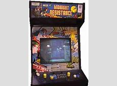 Midnight Resistance Videogame by Nihon BussanAV Japan