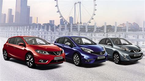 Nissan Car : Discover Our Vehicle Range