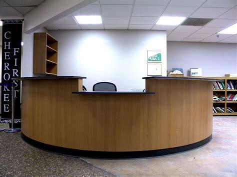 front desk reception furniture reception desks for offices custom reception counters