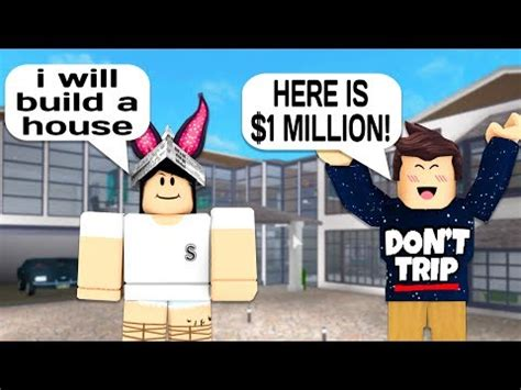 Building Houses In Bloxburg For Free
