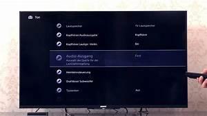 Sony Tv 04 Einstellungen